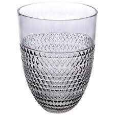 Sainsburys Nomad Large Smoked Grey Glass Vase NEW 9.25in
