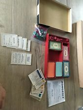 Monopoly Vintage Parker Brother