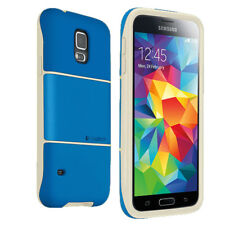 Logitech Protection [+] Case for Samsung Galaxy S5 - Pacific Blue ** NEW **