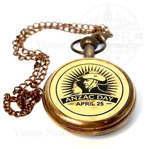 Pocket Watch - ANZAC Day - Vintage World Australia