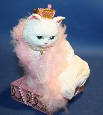 Purr-fectly Graceful  Cats for a Cure Figurine