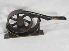 Antique Enterprise Mfg. Company Cast Iron Cork Press – No. 1 Original Paint