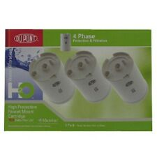 Genuine DuPont Faucet Filter Cartridge Replacement WFFMC103X 3-PACK LOT