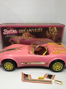 Vintage 1979 Mattel Barbie Dream'Vette  Pink Corvette Car