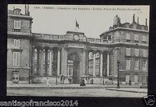 FRANCE 608-PARIS -528 Chambre des Députés - Entrée Place du Palais Bourbon. (J.H