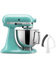 KitchenAid Artisan Series KSM150FEAQ Stand Mixer w/ Flex Edge Beater - Aqua Sky