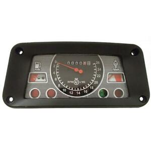 Instrument Gauge Cluster for Ford Tractor 231 233 333 335 340 420 445 515++ Tach