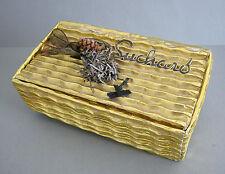 Alte Original Pralinen Schachtel der Firma Suchard