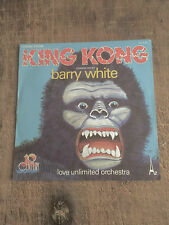 LOVE UNLIMITED ORCHESTRA CONDUCTED BY BARRY WHITE - THEME FROM KING KONG - FUNK!