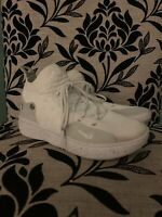 Nike Zoom KD White Youth 7 Basketball Shoes