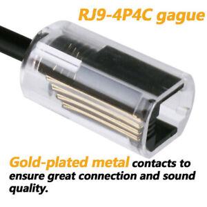 2PCS Telephone Cord Detangler 360° Extended Rotatable Swivel Cable Anti-tangle