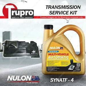 SYNATF Transmission Oil + Filter Service Kit for Honda MDX 03-ON INT FILTER
