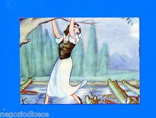 BIANCANEVE E I SETTE NANI - Lampo 1951 - Figurina-Sticker n. 39 -Rec