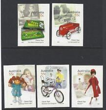 Australie 2009 Classic Jouets Non montés excellent état AUTO/adhésif Lot de 5