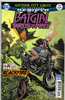 Batgirl Birds of Prey #14  DC Comic Book 2017 NM Rebirth Series