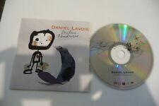 DANIEL LAVOIE CD 1 TITRE PROMO DOCTEUR TENDRESSE. POCHETTE CARTONNEE.