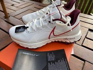 Nike React Infinity Pro Men's Golf Shoes - CT6620-107 - Size UK 8.5 - RRP £100