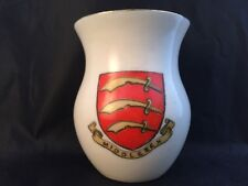 More details for model of celtic drinking cup found at devizes w.h.goss vintage crested ware chin