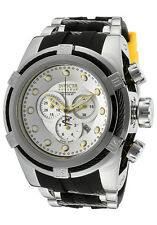 @NEW Invicta Reserve 52mm Bolt Zeus Swiss Made Quartz Chronograph Poly 14073