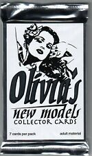 OLIVIA NEW MODELS SET BY COMIC IMAGES IN 2000