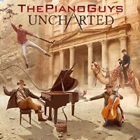 The Piano Guys - Uncharted (Deluxe Edition) [CD]
