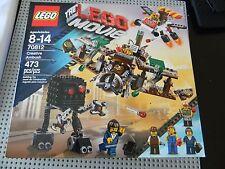 Lego The Movie- 70812 Creative Ambush -  4 Minifigures - New in Box !! Retired !