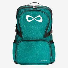 Nfinity Sparkle Teal Backpack Cheer Bag