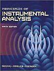 Principles of Instrumental Analysis, 5th Edition