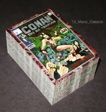 CONAN THE BARBARIAN (The Marvel Years) © 1996 Comic Images Complete 90 Card Set