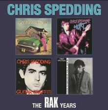 Chris Spedding - The RAK Years - New CD Set - Pre Order - 29th September