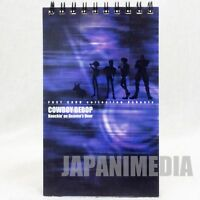 Cowboy Bebop Post Card Collection 8 Sheets JAPAN ANIME