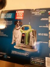 BISSELL Little Green ProHeat Carpet Cleaning Machine 5207H——NEW OPEN BOX