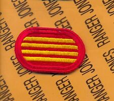 US Army 4th Bn 319th Field Artillery 82nd Airborne para oval patch #2 c/e