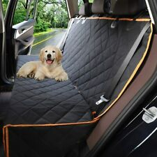 Pets Bench Dog Car Seat Cover for Back Seat Dog Seat Covers for Cars & Suvs