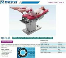 ELECTRIC GYNECOLOGICAL OBSTETRIC OT TABLE OPERATION THEATER SURGICAL Bfgd