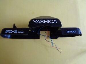 Yashica FX-3 2000 Oberteil