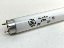 """(2-Pack) GE F15T8/SPX30 Fluorescent Lamp Light Bulb 15W 18"""" USA 3000K Warm White"""