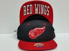 YOUTH Detroit Red Wings Cap Snapback Zephyr Undercard Hat NHL