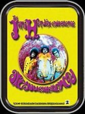Jimi Hendrix-Collector's/ Stash Tin-Experience-Good for Guitar Picks-Licensed New