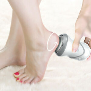 Electric Vacuum Foot File - Adsorption Grinder USB Electronic Callus remover NEW