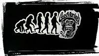 Gas Monkey Garage Evolution Sticker Decal Vinyl Car 4 X4 Van Toolbox Window