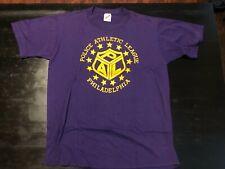 Vintage Jerzees 50/50 Philadelphia Police Athletic League Shirt