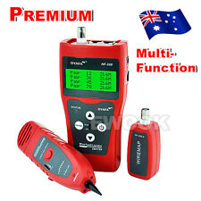 OZ BNC Telephone Network Ethernet LAN Phone Tester Tracker Cable Wire Tracer