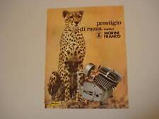advertising Pubblicità 1976 MOTORI FRANCO MORINI