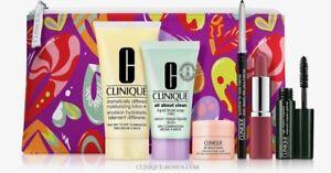 Clinique 7-Piece Gift Belk July 2021 - NEW, Unopened