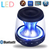 LED Wireless Stereo Speaker FM TF portable Bluetooth handsfree bass Radio Light