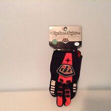 Troy Lee Designs Racing Glove Grand Prix orange and black Small