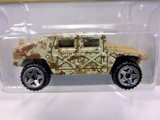 2009 Hot Wheels Color Shifters Off-Road Humvee