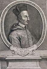 Cornelius Jansen (1585-1604) évêque d'Ypres Jansénisme Janséniste Crepy XVIIe