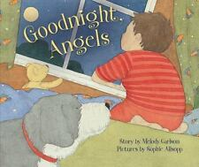 Goodnight, Angels by Melody Carlson (2014, Board Book)